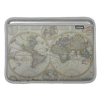 世界地図8 MacBook スリーブ