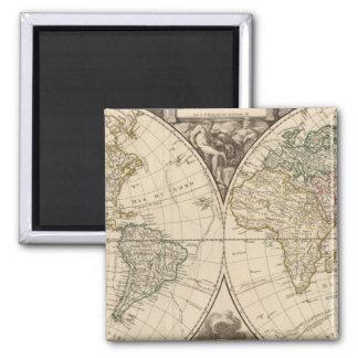 世界地図9 マグネット