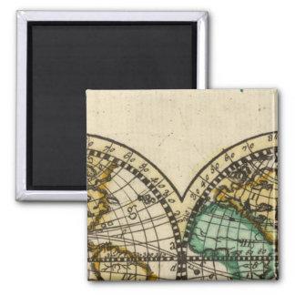 世界地図 マグネット