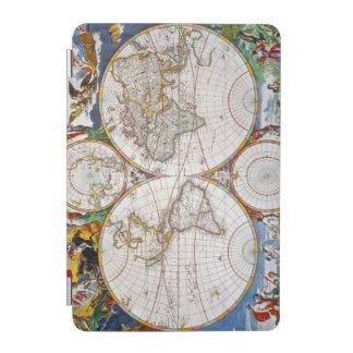 世界地図、17世紀 iPad MINIカバー