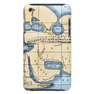 世界地図: ERATOSTHENES Case-Mate iPod TOUCH ケース