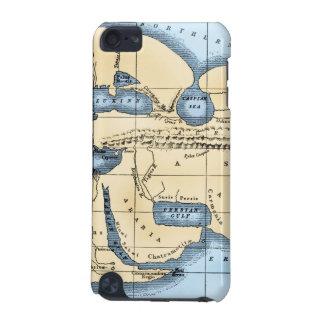 世界地図: ERATOSTHENES iPod TOUCH 5G ケース