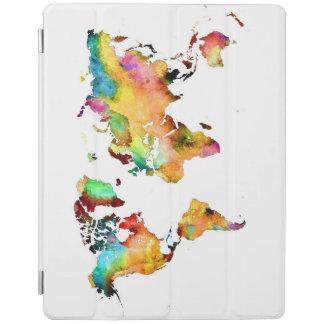世界地図 iPadスマートカバー