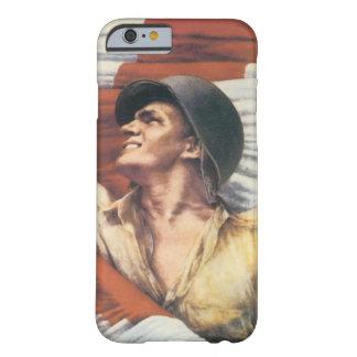 世界大戦2の兵士 BARELY THERE iPhone 6 ケース