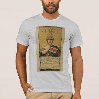 世界大戦2の沈黙 Tシャツ