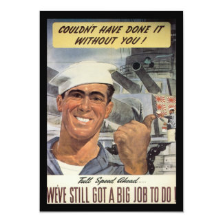 世界大戦2をする大きい仕事 カード