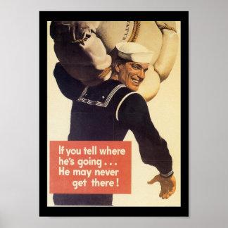 世界大戦2を言えば ポスター
