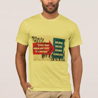 世界大戦2サポート Tシャツ