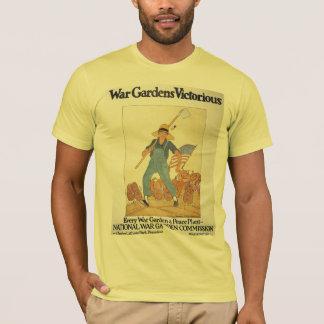世界大戦2戦争の庭 Tシャツ