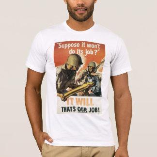 世界大戦2 Tシャツ