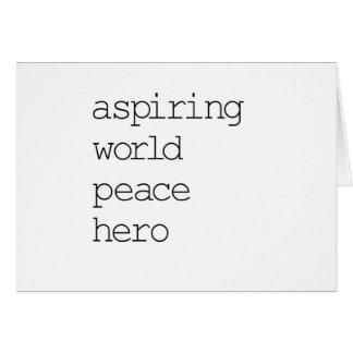 世界平和英雄 カード