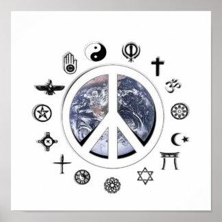 世界平和 ポスター