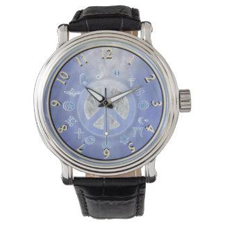 世界平和 腕時計