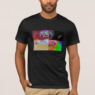 世界平和 Tシャツ