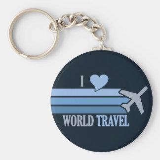 世界旅行キーホルダー キーホルダー