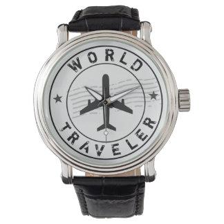 世界旅行者 腕時計
