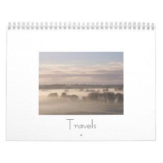 世界旅行 カレンダー