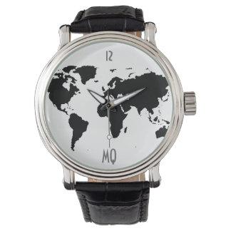 世界時間 腕時計