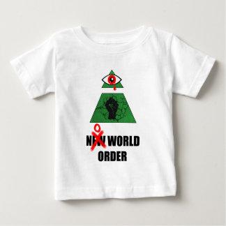 世界無しOIrder ベビーTシャツ