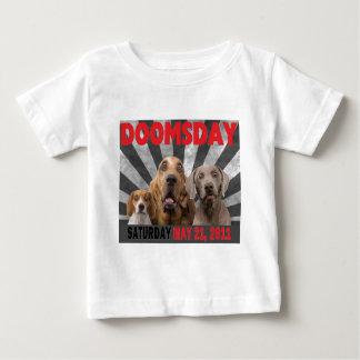 世界終末-歓喜2011年5月21日 ベビーTシャツ
