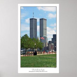 世界貿易センターポスター ポスター