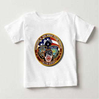 世界貿易センター亡き英雄 ベビーTシャツ