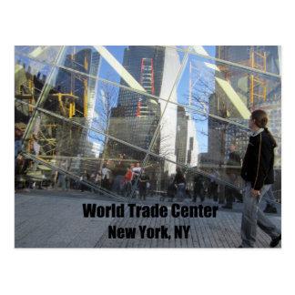 世界貿易センター2012年 ポストカード