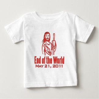 世界2011年5月21日の端 ベビーTシャツ