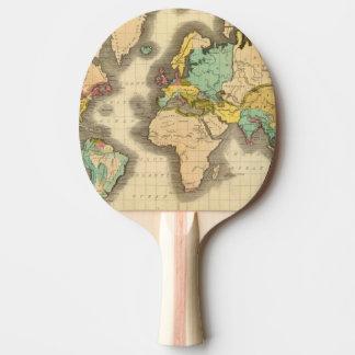世界6 卓球ラケット