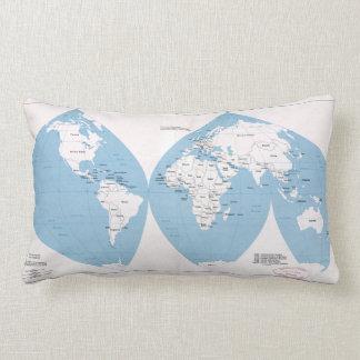 世界(1983年)の政治地図 ランバークッション