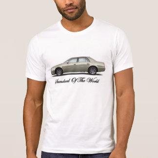 世界DTSのティーの標準 Tシャツ