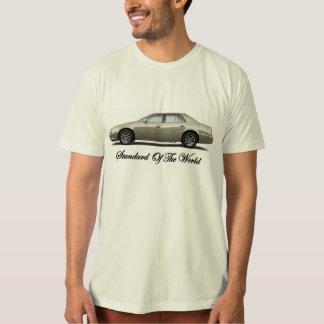 世界DTS-TEEの標準 Tシャツ