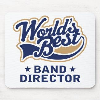 世界Gift最も最高のなバンドディレクター マウスパッド