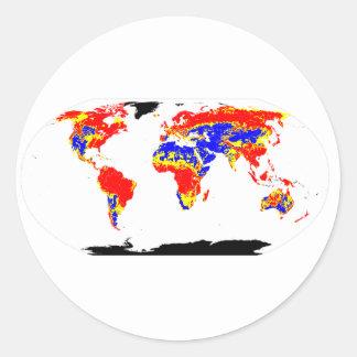 世界pH ラウンドシール