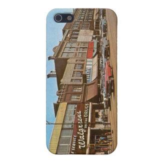 世紀半ばのギャリーのブロードウェイ iPhone 5 CASE