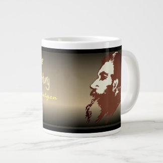 世紀(放射線学)のマグの人 ジャンボコーヒーマグカップ