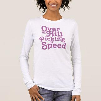 丘および加速に Tシャツ