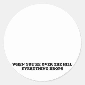 丘に ラウンドシール