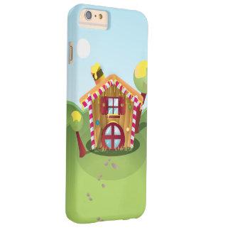 丘のキャンデーの家 BARELY THERE iPhone 6 PLUS ケース