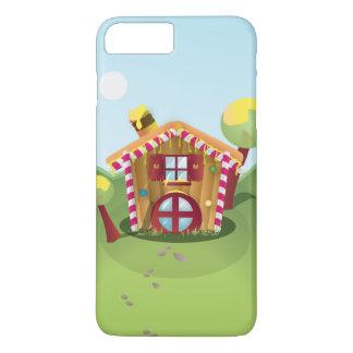 丘のキャンデーの家 iPhone 8 PLUS/7 PLUSケース