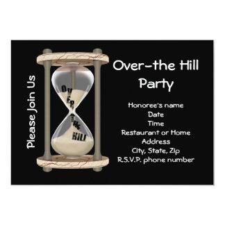 丘のパーティーに カード