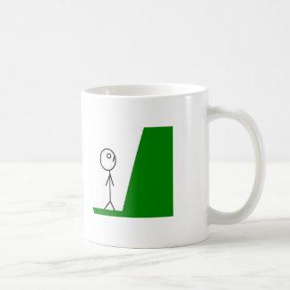 丘の底 コーヒーマグカップ