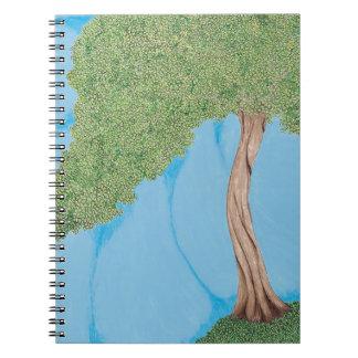 丘の木 ノートブック