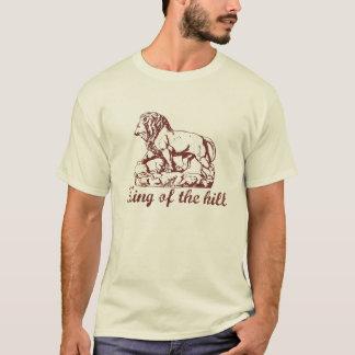 丘の王 Tシャツ