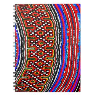 丘の種族の織物 ノートブック