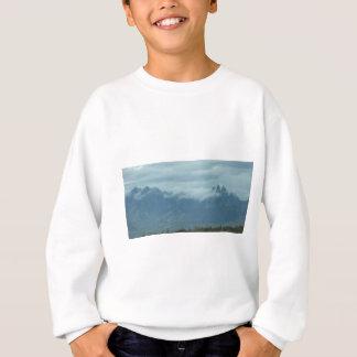丘の雲 スウェットシャツ