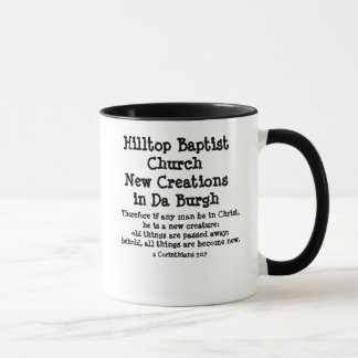 丘の頂上の新しい創造のコーヒー・マグ マグカップ