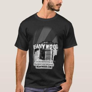 丘のBeanywood: 交差 Tシャツ
