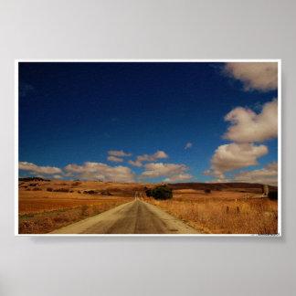 丘への道 ポスター
