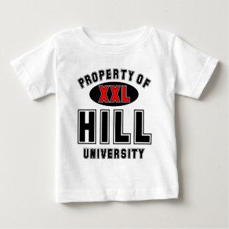 丘大学の特性 ベビーTシャツ